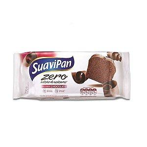 Bolo Chocolate  Zero Açúcar Suavipan 250g