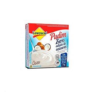 Pudim Coco Zero Açúcares Lowçúcar 35g