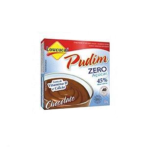 Pudim Chocolate Zero Açúcares Lowcucar 35g