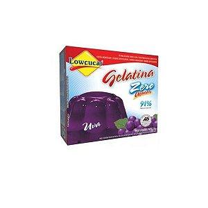 Gelatina Uva Zero Açucares Lowçúcar 10g
