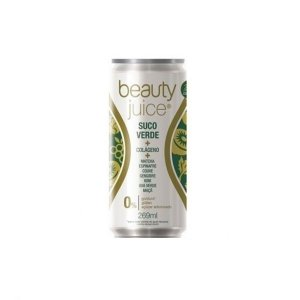 SUCO BEAUTY JUICE 269ml - SUCO VERDE DETOX