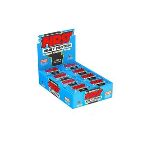 Tablete De Amendoim First Whey Protein 24x22g