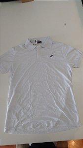 Camisa Polo Flamê - Branco