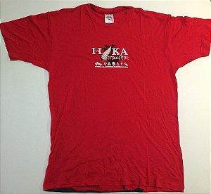 Camisetas Outdoor Spirit - 2014 - Vermelho
