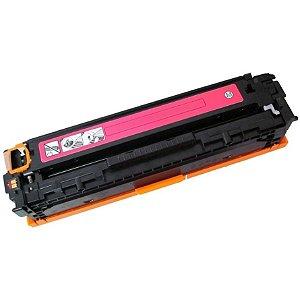 Toner Compatível HP CP1025 | CP1025NW | CE313A - Vermelho | Magenta
