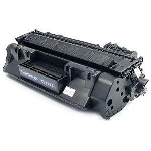 Toner Compatível HP P2035 | P2055 | P2055X | CE505A | 05A - Preto 2.3k