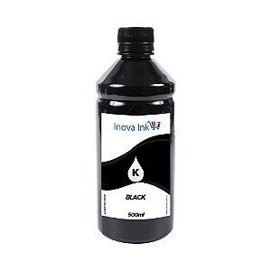 Tinta para Cartucho Brother LC509 Black 500ml Inova Ink