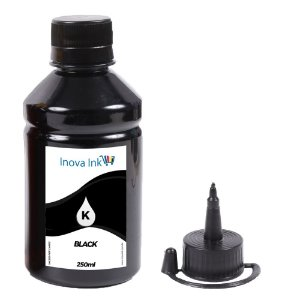 Tinta para Epson 774120 |M205|M105 Black 250ml Inova Ink