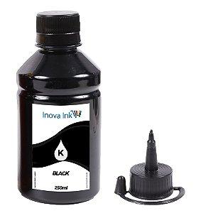 Tinta para Epson Ecotank L555 Black 250ml Inova Ink