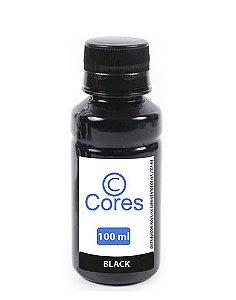 Tinta para Cartucho Canon PG44 Black Pigmentada 100ml Cores