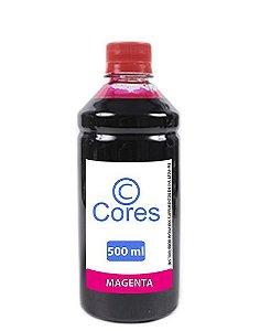 Tinta para Canon Universal Magenta 500ml Cores