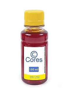 Tinta para Canon Universal Yellow 100ml Cores