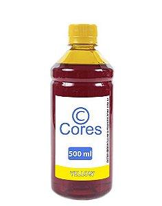 Tinta para Canon Universal Yellow 500ml Cores