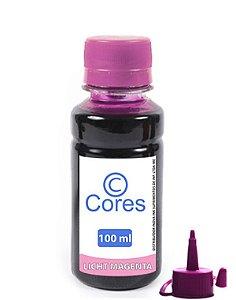 Tintas para Epson EcoTank L850 100ml Magenta Light Cores
