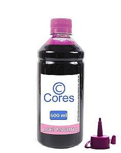 Tintas para Epson EcoTank L850 500ml Magenta Light Cores
