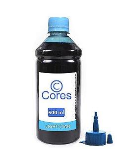 Tintas para Epson EcoTank L850 500ml Cyan Light Cores