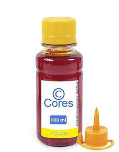Tinta para Epson EcoTank L1455 Yellow 100ml Cores
