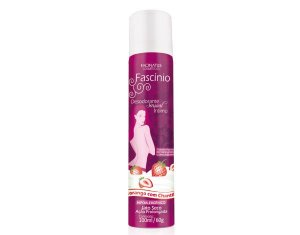 Desodorante Aerosol Sensual Íntimo Morango com Chantilly Facinatus