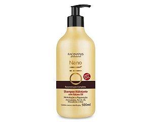 Shampoo Hidratante com Batana Oil 500ml