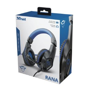 GXT 404B Rana Gaming Headset for PS4/ PS5 Trust