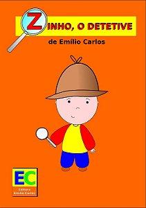 ZINHO, O DETETIVE - livro digital