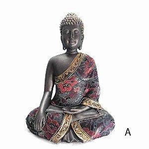 Buda Bhumisparsa Mudra Gesto de Iluminação