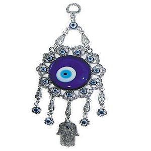 Mobile Mandala com Hansa e Olho Grego