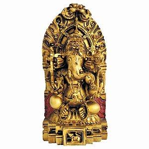 Ganesha da fortuna placa