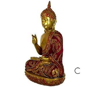 Buda em meditação