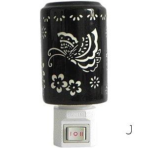 Rechô e luminária em ceramica 110V