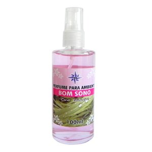Perfume Para Ambiente Em Spray - Bom Sono