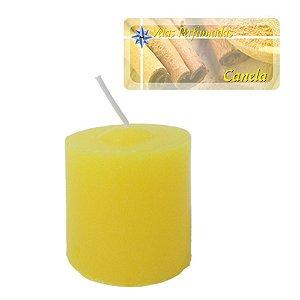 Kit 3 Velas Perfumadas de 1 dia - Aroma Canela