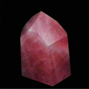 Ponta quartzo rosa