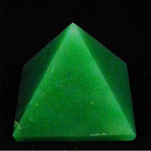 Pirâmide Quartzo Verde