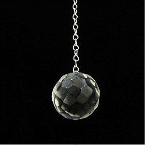 Pêndulo Esfera De Cristal
