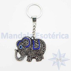Chaveiro Elefante Aramado