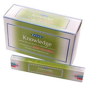 Incensos de Masala Satya Conhecimento - Knowledge