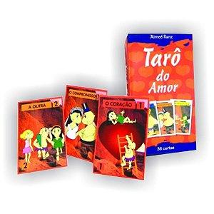 Baralho - Tarô Do Amor