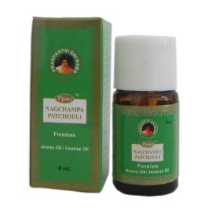 Essência Indiana No Aroma Patchouli