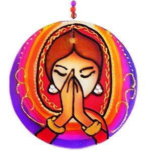 Mandala Namastê Grande