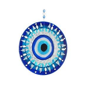 Mandala Olho Grego Grande