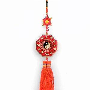 Talismã feng-shui Yin-Yang