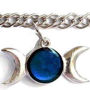 Circlet Triluna azul