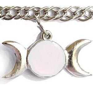 Circlet Triluna branco