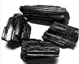 Pedra Turmalina Negra