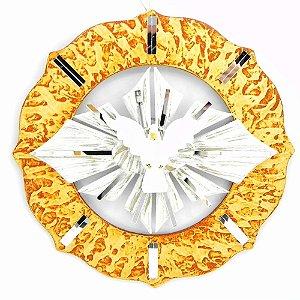 Mobile amarelo Divino Espírito Santo