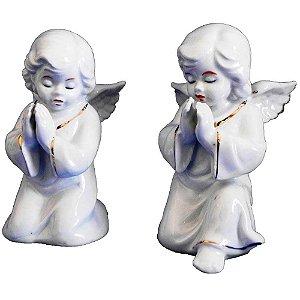 Anjos orando, Kit com 2