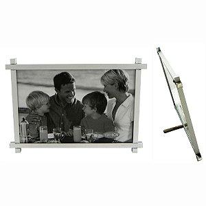 Porta Retrato 10 x 15cm Alumínio