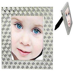 Porta retrato em Alumínio 10x15