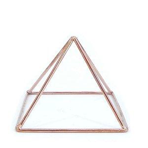 Pirâmide Aresta de Cobre - M